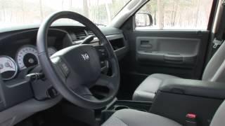 2010 Dodge Dakota Test Drive