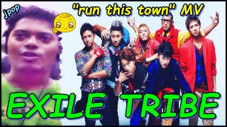 GENERATIONS from EXILE TRIBE / RUN THIS TOWN <MV> #JPOP REACTION