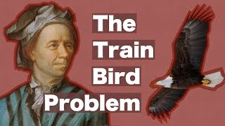 The Train Bird Problem: What's Your Approach?