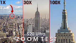 Download Samsung Galaxy S20 Ultra - ZOOM TEST Mp3 and Videos