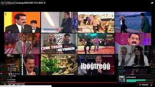 Kendine Müzisyen İbrahim Tatlıses Videosu İzletiyor (Biz Burda)