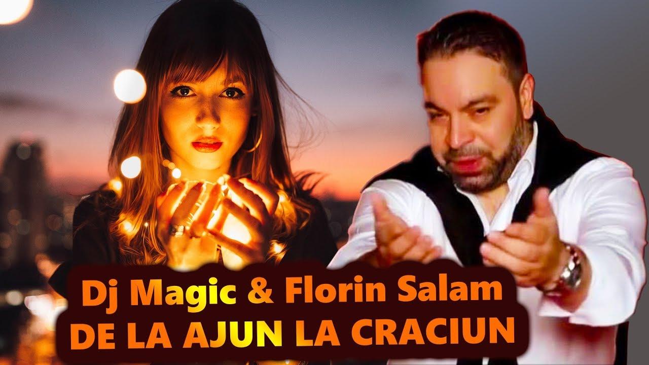 Download Dj Magic ❌ Florin Salam - Nebun de la Ajun pana la Craciun (Club Mix)