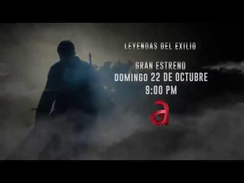 GRAN ESTRENO: Leyendas del Exilio a partir del 22 de octubre a las 9 PM solo por América TeVé