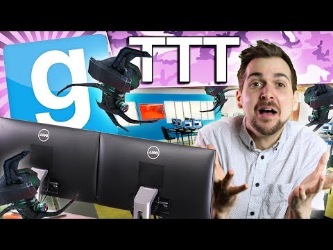YOGSCAST OFFICE | Gmod TTT