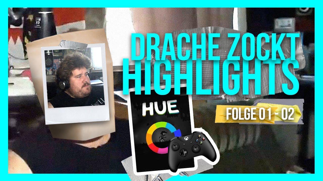 Drachenlord Zockt Hue (Highlights) / Folge 01 - 02
