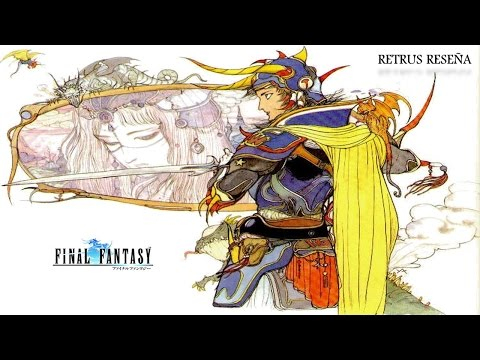 Final Fantasy I- Retrus Reseña
