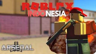 PRINCIPALES FPS DI ROBLOX - ROBLOX INDONESIA #18 (ARSENAL)