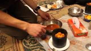 Кухня Ирана. Традиционный суп в Кашане