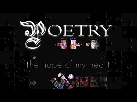 POETRY - The Hope Of My Heart (Poem by John McCrae) (Official Video)