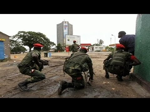 DR Congo: Tight security after attacks on strategic targets