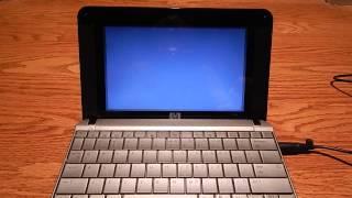 HP Mini-Note 2133 Netbook
