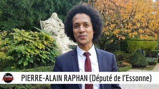 CASTING POLITIQUE : PIERRE-ALAIN RAPHAN (Député de l'Essonne)