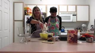 Triple Chocolate Fudge Trifle!!