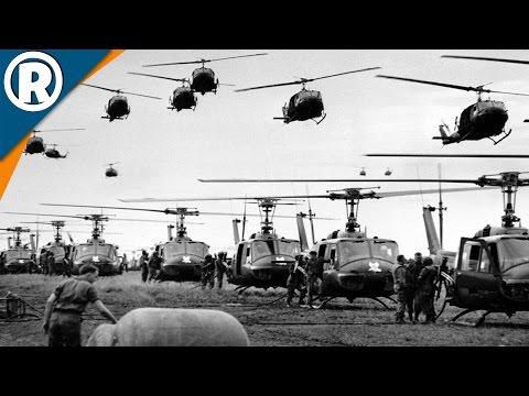 VIETNAM WAR: AMERICAN PILOTS - Heliborne