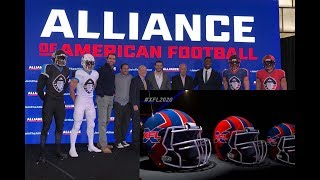 Alliance of American Football league barely surviving: XFL will recruit 5 star high school players
