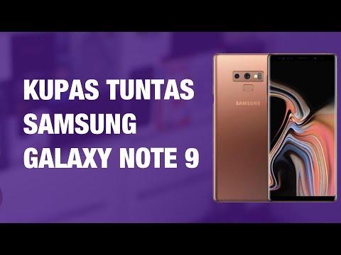 Galaxy Note 9 — Apa yang Baru?