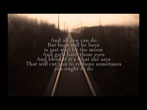 The Gaslight Anthem - Here's Looking At You Kid (Lyrics)