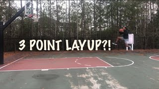 Is This A 3 Point Layup