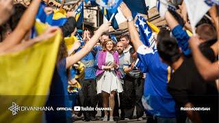 Divanhana - Zvijezda tjera mjeseca (Official Video 2014) HD
