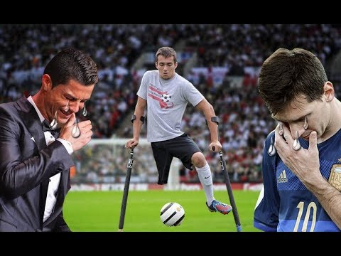 Cristiano Ronaldo And Lionel Messi Respect/Emotional Moments ● New