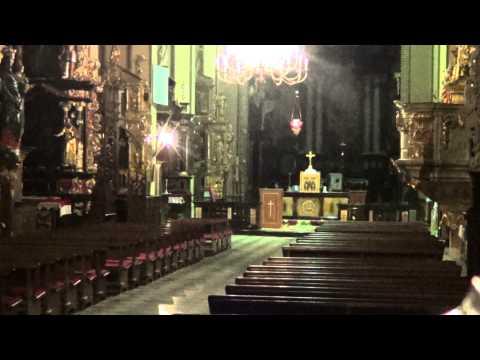 Z tej biednej ziemi i Postludium na temat (improwizacja). Katedra Frombork
