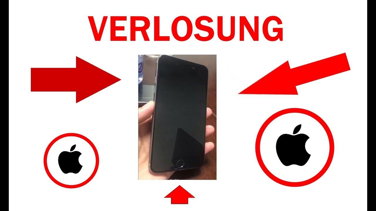 Verlosung Iphone