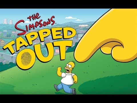 The Simpson: Tapped Out - Симпсоны на Android ( Review)