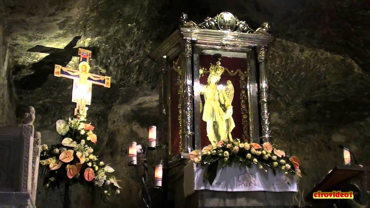 São Miguel Arcanjo E Seu Santuário Na Itália
