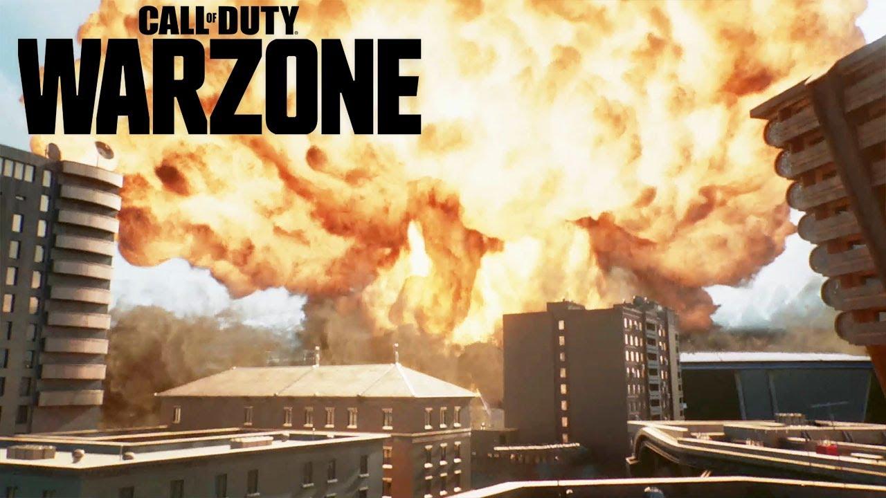 500.000 tài khoản Call Of Duty: Warzone đã 'ra đảo'