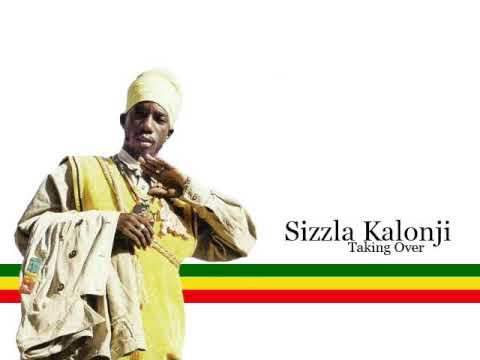 Sizzla - Taking Over (Lyrics)