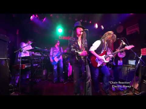 "Electric Sheep Live at Crawdaddy club ""Chain Reaction"""