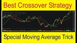 Best Crossover Forex Strategy | Special Moving Average EMA secret trick by Tani Forex In Urdu Hindi