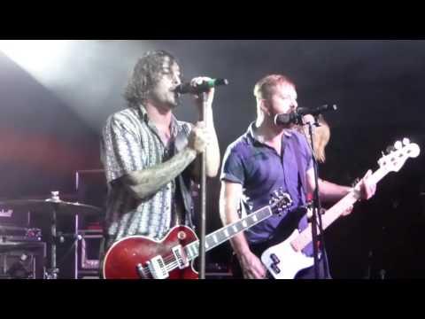 Red Sun Rising - Amnesia LIVE Austin Tx. 10/13/16
