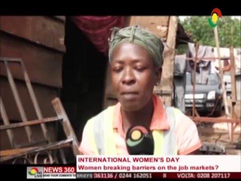 INTERNATIONAL WOMEN'S DAY- ODD JOBS