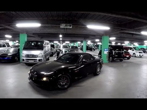 2002 Mazda RX7 Spirit R Type-A / Picking up from Japan (JDM) Car Auction
