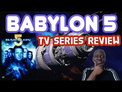 BABYLON 5 Franchise Review - MOST UNDERRATED SCI-FI SERIES EVER?
