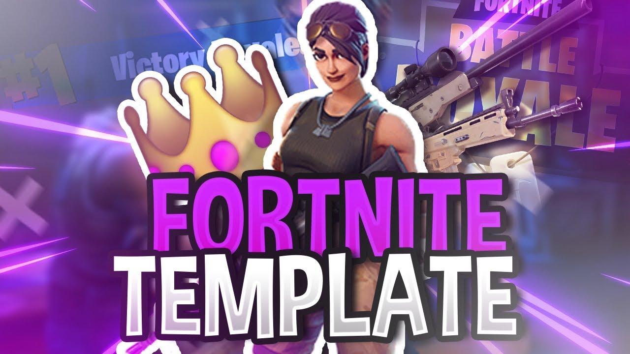 Fortnite thumbnail generator