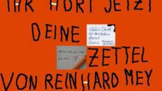 Reinhard Mey Deine Zettel