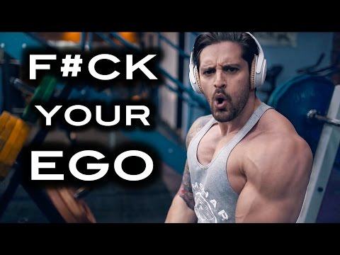 Building Your SQUAT - BENCH & DEADLIFT Not Your EGO! | BACK IN THE GYM | Dedicated Ep. 7