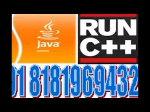 Data structure tutor in Andheri|08181969432| C C++ JAVA