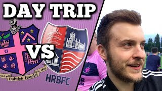DAY TRIP: DULWICH HAMLET VS HAMPTON AND RICHMOND BOROUGH | NO HIPSTERS