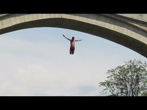 24 meters high bridge