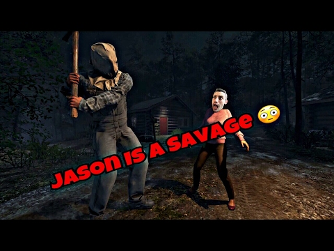 Jason Is A Savage!!! (Friday the 13th) Funny Moments