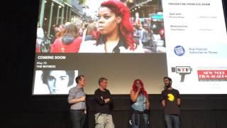 Presenting Princess Shaw Q&A with Kutiman and Princess at IFC Center Stranger Than Fiction