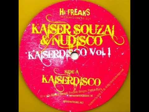 Phunklarique & Pierce Swoosh Nudisco & Kaiser Souzai Remix