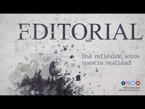 """""""EDITORIAL"""" - 09 de Mayo de 2021 (+57 315 390 0147)"""