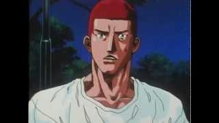 Slam dunk - El rechazo de Haruko (?