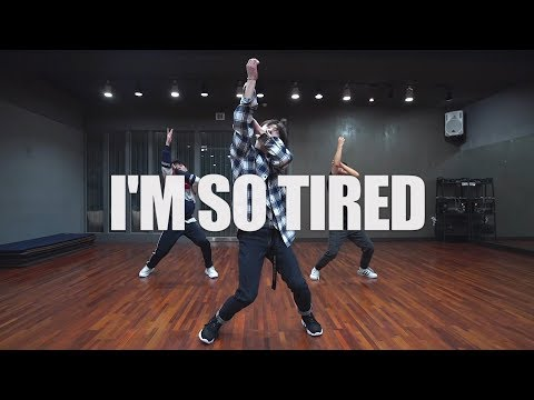 Lauv & Troye Sivan - I'm so tired / Jin.C choreography