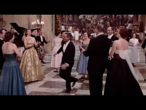Cary Grant dances