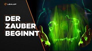 Löse die 4 Rätsel und hol dir die Kraft des Zauberers | LevlUp Gaming Booster